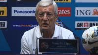 News video: Lippi prepares for 'hard' AFC Champions League final